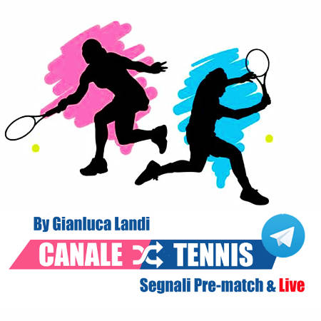 Canale Telegram Tennis