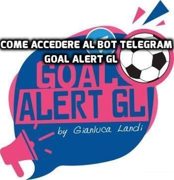 Come accedere al Bot Alert Goal GL