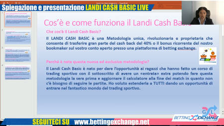 Video Guida completa Calcolatore Landi Cash Basic Live