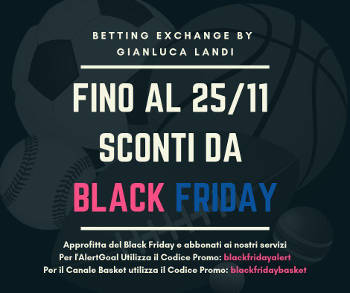 black friday discount betting exchange