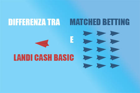 differenza matched betting e Landi Cash Basic